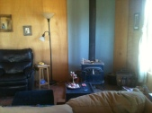living room in New Mexico
