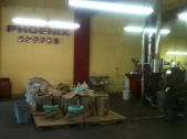 Phoenix Coffee Company Roastery Downtown Cleveland
