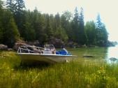 bush bay boat