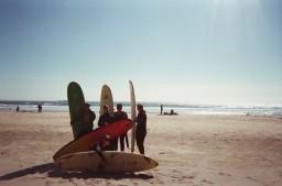 Surf Gang & Ocean