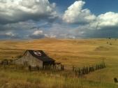 Barn in Montana