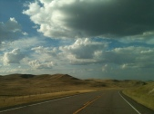 Expansive Car Ride