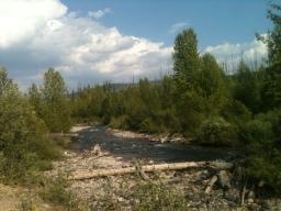 Flathead River Glacier Nat Park