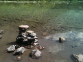 Natural Rock Art