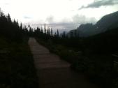 Logan's Pass Walk