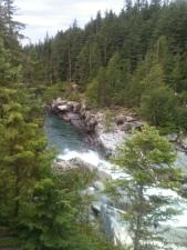 McDonald Creek Falls Take Two