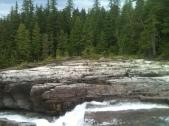 Rocks at McDonald Creek