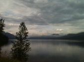 Lake McDonald Edge Glacier Nat Park