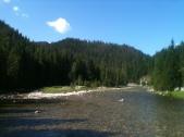 Lochsa River Love