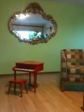 Tiny Piano for a Tiny House