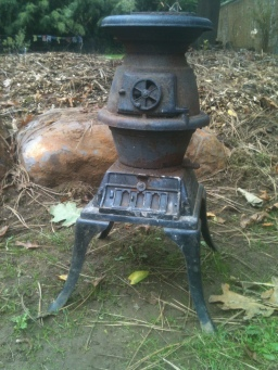 Our Soon to be Woodstove