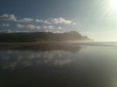 Glassy Low Tide