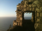 Shelter on Cape Perpetua