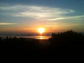 Sunset on Driftwood Beach