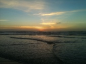 Waves at Last Light