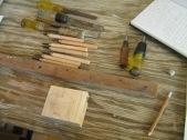 Woodcut Practice