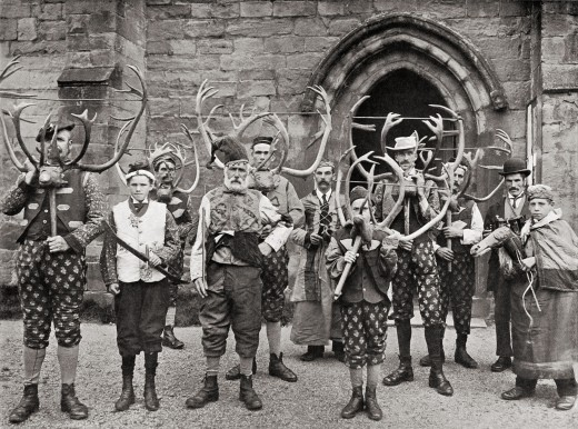 Abbots_Bromley_Horn_Dance_c1900_Stone