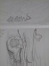 navajo lk sketch