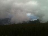 Cloud Window on the Columbia