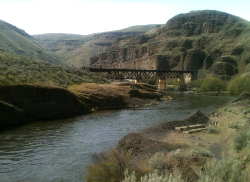Deschutes River Valley