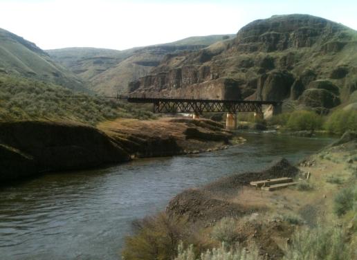 Deschutes River Valley