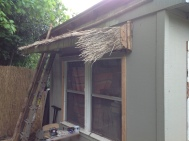 Thatch Window Covering