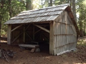 Pine Creek Shelter