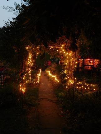 Oberon's Courtyard
