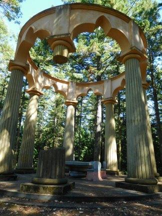 Afterglow Vista Mausoleum