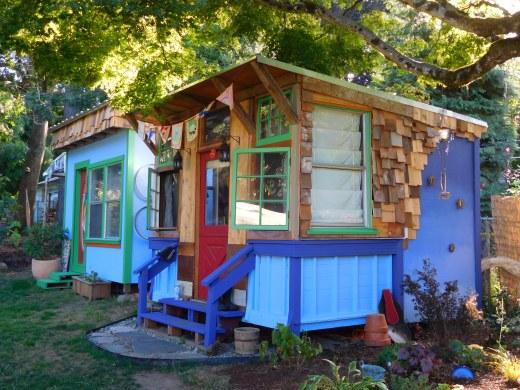 Fresh Tiny Houses!