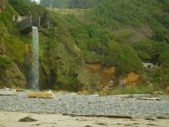 Strange 'Waterfall'