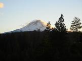 Mt Hood waking up