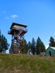 Five Mile Butte Fire Tower