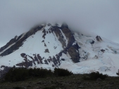 A cold day on Mt Hood