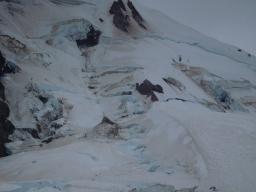 Eliot Glacier on Mt Hood