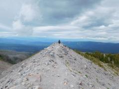 Ridge walk