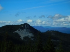 The view to 3-Fingered Jack
