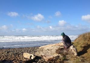 Billy on the Beach