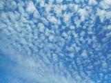 power sky lines crackling